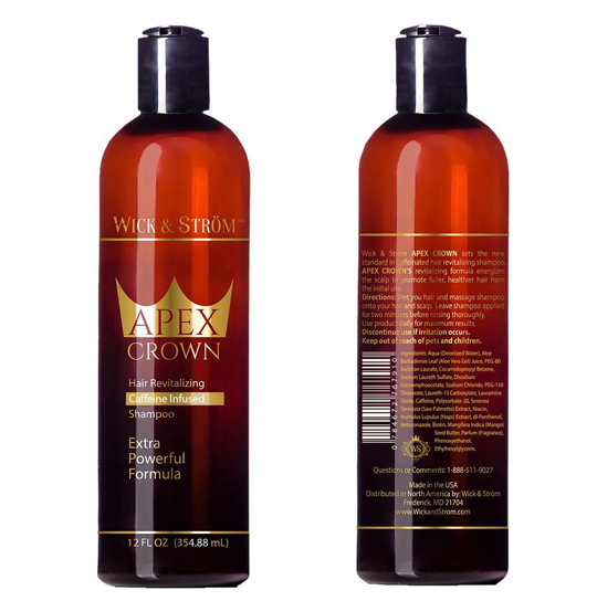 Apex Crown Hair Loss Shampoo