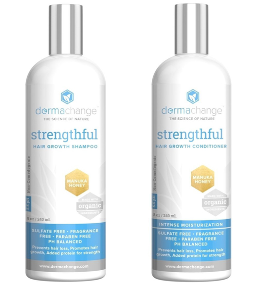 Dermachange Strenghtful Shampoo