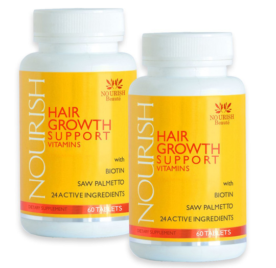 Nourish Beaute Hair Loss Vitamins