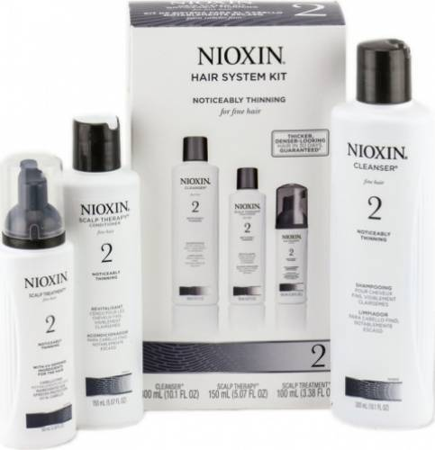 Set Nioxin System 2 Kit 150+150+40ml