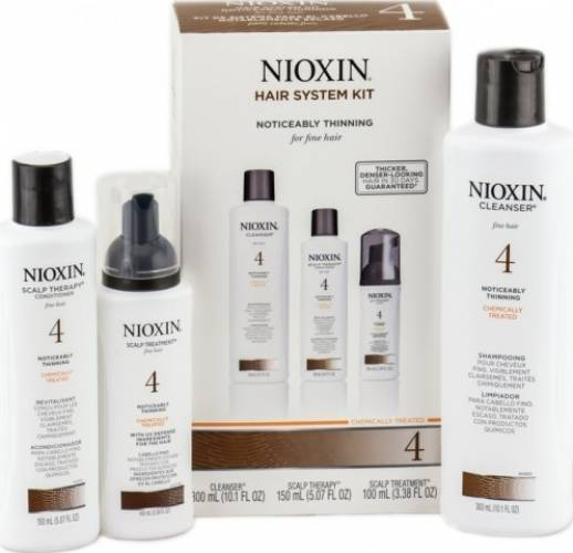 Set Nioxin System 4 Kit 150+150+40ml